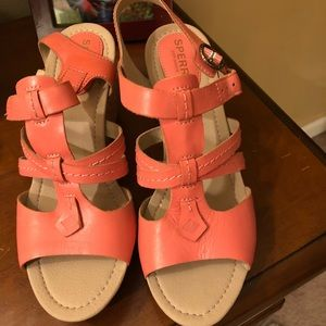 Sperry Leather Sandal